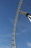 London Eye detail Stock Photography