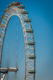 London Eye detail Royalty Free Stock Photos