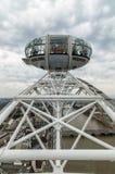 London eye detail. Royalty Free Stock Images