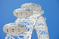 London eye details Stock Photo