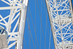 London eye details Stock Photography