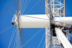 London eye details Royalty Free Stock Images