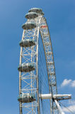 The London Eye details Royalty Free Stock Photo