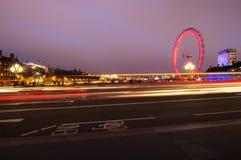 London Eye End Stock Photography