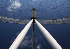 The London Eye, England. The London Eye, London, England Royalty Free Stock Images