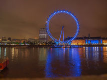 London Eye Royalty Free Stock Photo
