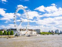 London Eye Ferris zbiory wideo