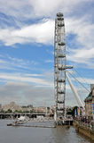 London Eye Ferris wheel Stock Image
