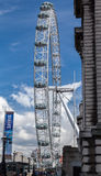 The London Eye Ferris Wheel England Stock Photos