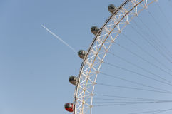 The London Eye Ferris Wheel - London Stock Photos