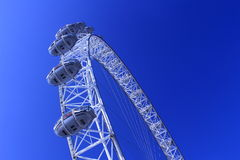 The London Eye Ferris Wheel Stock Images