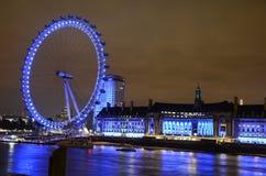 The London Eye Royalty Free Stock Photography