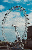 London eye II. Royalty Free Stock Photo