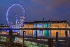 The London Eye Stock Photo