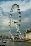 London Eye, London Royalty Free Stock Photography