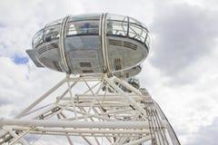The London Eye in London Stock Photos