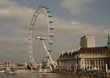 London Eye, London, UK Stock Photo