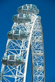 The London Eye, London, UK. Royalty Free Stock Photo