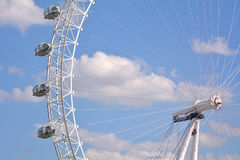London Eye - London UK Royalty Free Stock Image