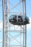 London Eye - London UK Stock Photos