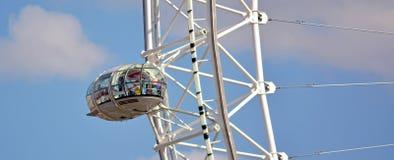 London Eye - London UK Royalty Free Stock Images