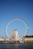 London Eye, Millennium Wheel Royalty Free Stock Image
