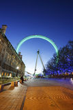 London Eye, Millennium Wheel Stock Photography