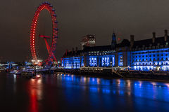London eye. Royalty Free Stock Photography
