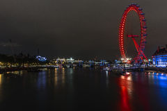 London eye. Royalty Free Stock Images