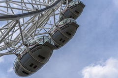 London eye. Royalty Free Stock Photos