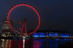 London eye. Stock Photography