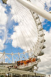The London Eye Panoramic Wheel Stock Photos