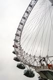 The London Eye Panoramic Wheel Royalty Free Stock Image
