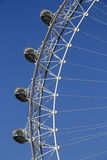 London Eye Pods Royalty Free Stock Photos