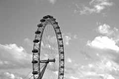 London Eye Royalty Free Stock Photography