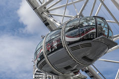 London eye. Royalty Free Stock Photo
