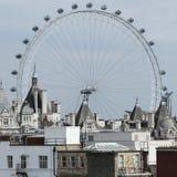 London eye (UK) Royalty Free Stock Photo