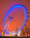 The london Eye, UK- Stock Photo
