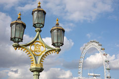 London Eye UK Stock Images