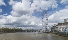 London Eye Royalty Free Stock Image