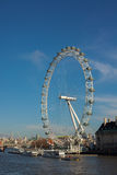 London Eye from Westminster Bridge Stock Photos