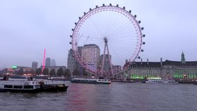 London Eye-Zeitspanne