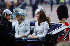 london för 2012 färg gå i skaror Royaltyfria Bilder