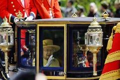london för 2012 färg gå i skaror Royaltyfria Foton