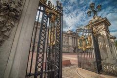"""LONDON FÖRENADE KUNGARIKET †""""2 OKTOBER, 2017: Buckingham Palace Arkivfoto"""