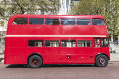 London famous red buses Royalty Free Stock Images