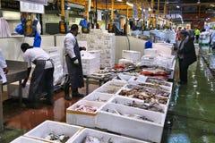 London fish market Royalty Free Stock Photo