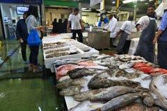 London Fish Market Stock Photography