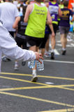 London-Flora-Marathon Stockbild