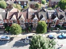 London gatasikt Arkivfoto